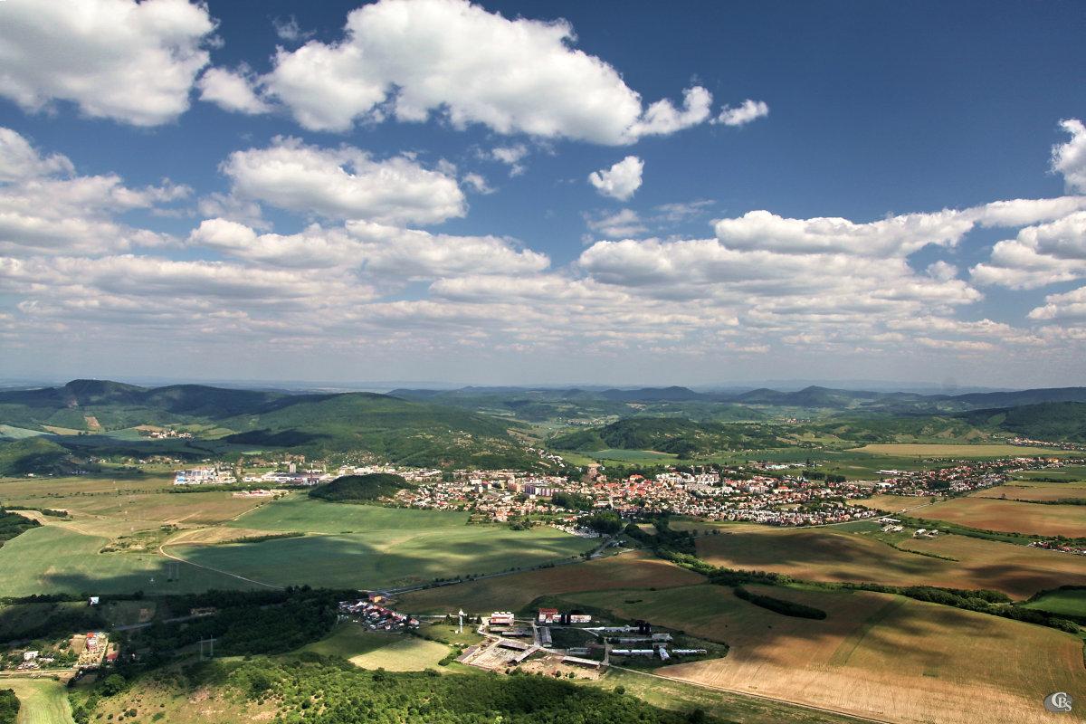 ff574fc14 Mesto Fiľakovo - Letecké fotografie