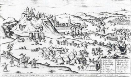 filakovo in 1593